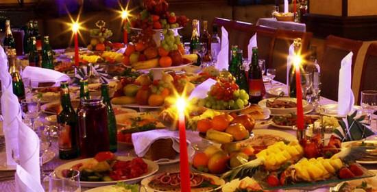 Resultado de imagen para comida de navidad