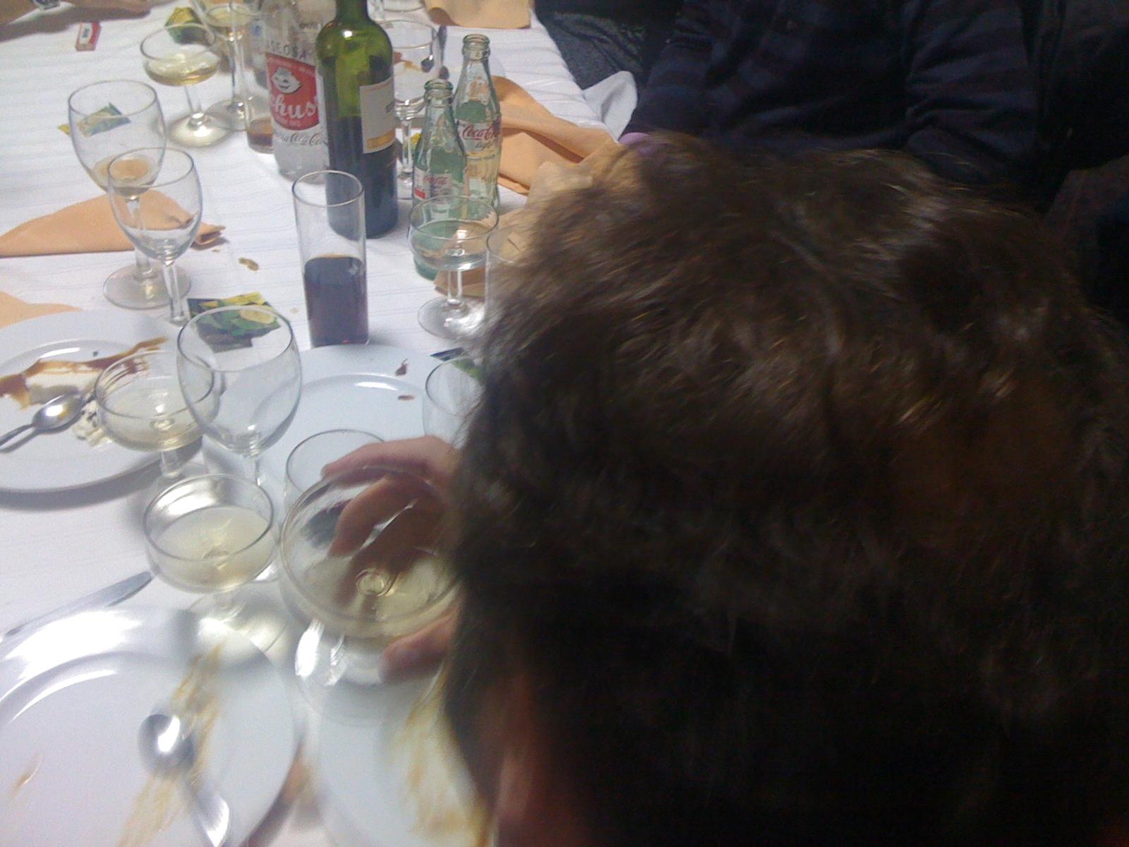 cena asunto pequeño cerca de Jaén