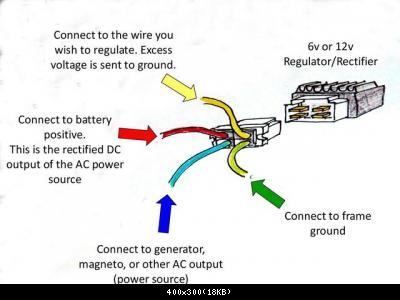 Electric Scooter Throttle Wiring Diagram together with Yerf Dog Wiring Harness together with Voltage Regulator Pinouts Scrappydog Solved furthermore Wiring A D3 Fitted With Rex Caunt Ignition And Battery Lighting further Similiar Reverse Electric Scooter Throttle Wiring Diagram Keywords. on gy6 150 wiring diagram
